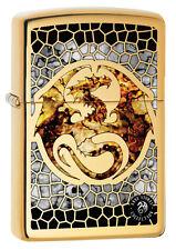Zippo Anne Stokes Fusion Dragon Drache Gothic Fantasy Feuerzeug 60002641