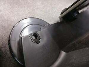 Subaru WRX STI 52mm Boost Gauge Vent Pod Mount 2008 - 2014 & 03 - 13 Forester