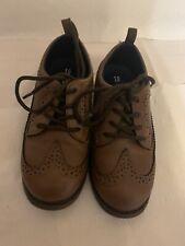 Kids Shoes Size 10 Brown Color