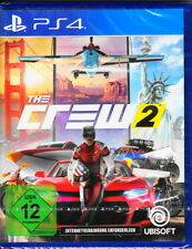 The Crew 2 - PS4 / PlayStation 4 - Deutsche Version USK12 - Ubisoft - Neu & OVP