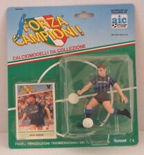 SEALED FORZA CAMPIONI Action Figure & Card ALDO SERENA Inter Kenner