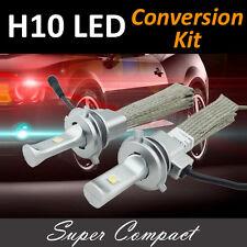 H10 LED Headlight Kit - CREE Car Headlamp Bulb 12v24v Super Bright White