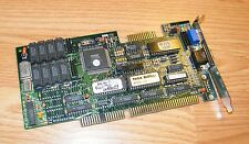 Trident (TVGA8900B) TVGA BIOS(L) ISA Video Card Only (1138F0211) **READ**