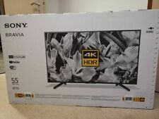SONY KD-55XF7005 LED TV (Flat, 55 Zoll/139 cm, UHD 4K, SMART TV, Linux) Neu &OVP