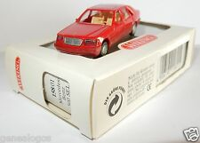 RARE WIKING HO 1/87 MERCEDES BENZ 500 SEL LIMOUSINE in BOX