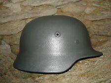 HELMET M 40/ SE 64 PERFECT CONDITION GERMAN WW2 ORIGINAL