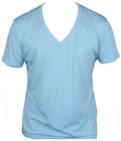 New G-Star Raw Mens V-Neck T-Shirt in Blue Colour Size XL