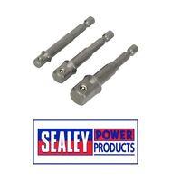 "Sealey WallDrive ® Socket 11 mm Deep 3//8/""Sq Drive S0589-Garantie 5 an"