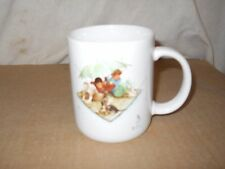 Coffee Mug: Museum Collections, Inc.: Fisherman's Paradise by Norman Rockwell