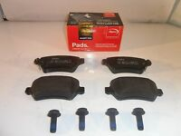 Vauxhall Meriva A Mervia B Rear Brake Pads Set 2003 Onwards APEC