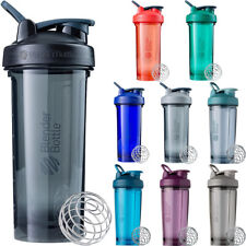 Blender Bottle Mezclador Batidor de Pro Series 28 oz taza con tapa de bucle