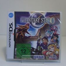 Phantasy Star Zero Nintendo DS Neu & OVP brand new factory sealed