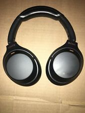Sony WH 1000XM3 Bluetooth Noise Cancelling Wireless Headphone WH1000XM3 Black