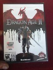🔫Brand New!!! Dragon Age II 2 (PC/Mac, 2011) Factory Sealed!!!🔫