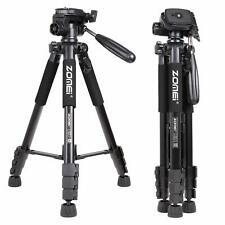 "ZOMEI 55""Compact Light Weight Travel Portable Tripod for DSLR Canon Nikon Camera"