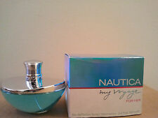 VINTAGE NAUTICA MY VOYAGE FOR HER 100ML EDP WOMEN'S FRAGRANCE RARE DISCONTINUED