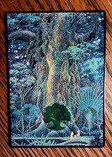 Mtg Altered Art The Secret of Mana Forest