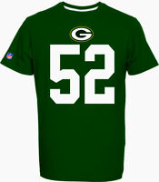 Clay Matthews # 52 Player T-Shirt Größe S / Football NFL Green Bay Packers,NEU