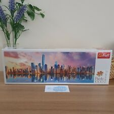 Manhattan New York 1000 Piece Jigsaw Panorama Puzzle - Trefl - New & Sealed