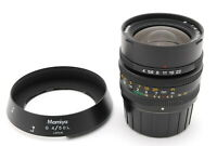 【MINT】Mamiya G 50mm f/4 L Wide Angle Lens New Mamiya 6 From JAPAN