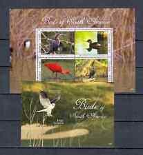 GUYANA   2012   BIRDS  MNH