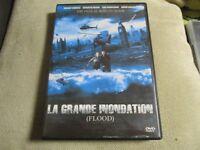 "DVD ""LA GRANDE INONDATION (FLOOD)"" Robert CARLYLE, David SUCHET"