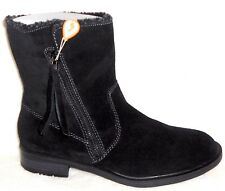 """NEW SPORTO """"GIRL""""  LADIES BLACK, BROWN, WINE, NAVY, GRAY TAUPE SUEDE ANKLE BOOTS"""