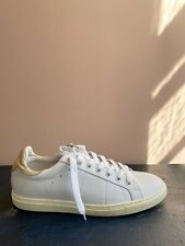 IRO Paris Malina sneaker 39 photoshoot only NEW stan smith style shoes gold
