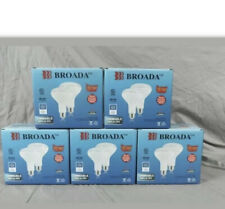 """Lot of 10 Brand New Broada 4"""" Dimmable Led Bulbs"""