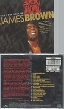 CD--BROWN,JAMES--SEX MACHINE - THE VERY BEST OF JAMES BROWN [UK-IMPORT]-