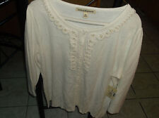 WOMEN'S DEBBIE MORGAN SWEATER PETITE XL NEW WITH TAGS