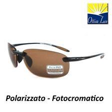 Occhiale Sole Serengeti Nuvola 7360 Black Polar Fotocromatico Sunglasses