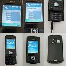 CELLULARE NOKIA N80 GSM UNLOCKED SIM FREE DEBLOQUE