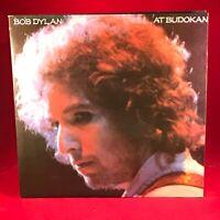 BOB DYLAN At Budokan 1978 UK Double vinyl LP EXCELLENT CONDITION Live Poster