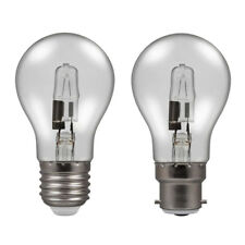 x10 Eveready ECO Halogen Dimmable GLS Bulbs 33w = 40w / 48w = 60w / 80w = 100w