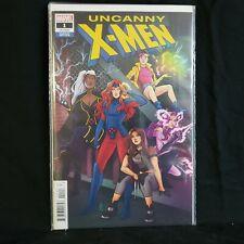Marvel Comics Uncanny X-Men #1 1:50 Jen Bartel Variant Cover 2018 Series Rare