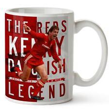 Kenny Dalglish Mug Liverpool Football Légende Tasse Noël Père Noël Cadeau LG48