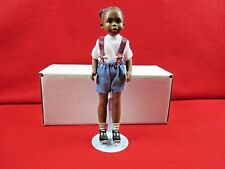 """All God'S Children By Miss Martha Originals Figurine """"Anika"""" Edition #4615"""