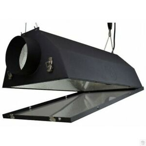 Air cooled reflector 6'' Black Orchid