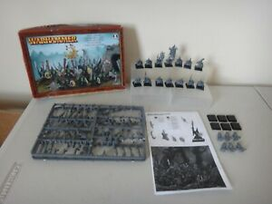 BOX OF 20 WARHAMMER ORC & GOBLIN NIGHT GOBLIN MINIATURES