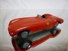 TEKNO DENMARK 813 FERRARI 750 MONZA RACER 1955 - RED 1:43 - GOOD CONDITION