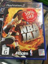 NBA Jam PS2