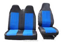 2+1 Gr.2 Schwarz-Blau Schonbezug Sitzbezug Sitzbezüge Schonbezüge