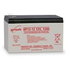 Enersys 12V 12Ah F2 APC Back-UPS ES 750VA Broadband, BE750BB UPS Battery