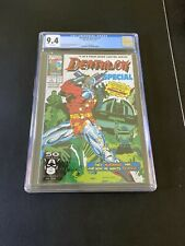 DEATHLOK SPECIAL #1 1991 CGC 9.4 GUICE COVER/T.V/NETFLIX/SHIELD/MOVIE