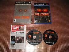 PS2 KILLZONE EDICION ESPECIAL LIMITADA PAL ESPAÑA COMPLETO PLAYSTATION 2