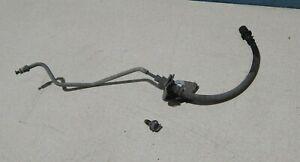 00 01 02 03 04 Subaru Outback Brake Hose Line w/ Bracket Left Rear