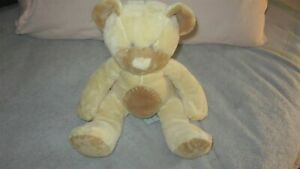 "9"" RUSS BERRIE TAFFEY SOFT TEDDY BEAR STUFFED ANIMAL PLUSH TOY"