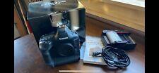 Canon EOS-1D X Mark II 20.2MP Digital SLR Camera,less then 19000 actuations.