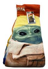 "Star Wars The Mandalorian - Baby Yoda aka ""The Child"" Beach Towel NEW"